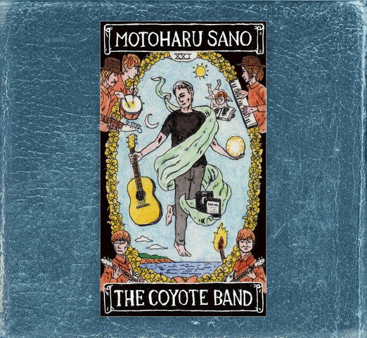 THE ESSENTIAL TRACKS MOTOHARU SANO & THE COYOTE BAND 2005 - 2020画像