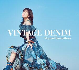 【先着特典】30th Anniversary Best Album「VINTAGE DENIM」(A4クリアファイル)