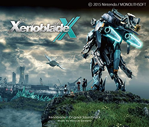 XenobladeX Original Soundtrack画像