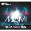 【送料無料】【輸入盤】Miami 2012 [ Mync / Nicky Romero ]