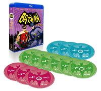 バットマン TV <シーズン1-3> ブルーレイ全巻セット【Blu-ray】