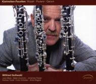 【輸入盤】 Gottwald: Facets Of The Clarinet-mozart: Concerto, Poulenc, Garson画像