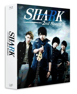 SHARK ~2nd Season~ Blu-ray BOX 豪華版【初回限定生産】【Blu-ray】