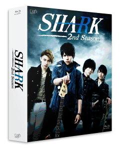 SHARK ~2nd Season~ Blu-ray BOX 豪華版【初回限定生産】【Blu-ray】