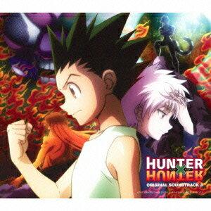 TVアニメ HUNTER×HUNTER オリジナル・サウンドトラック3画像