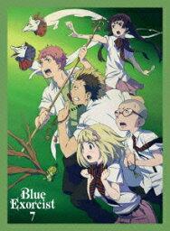 青の祓魔師 vol.7