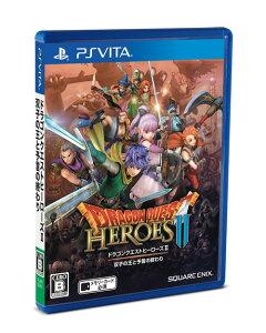 ドラゴンクエストヒーローズII 双子の王と予言の終わり PS Vita版