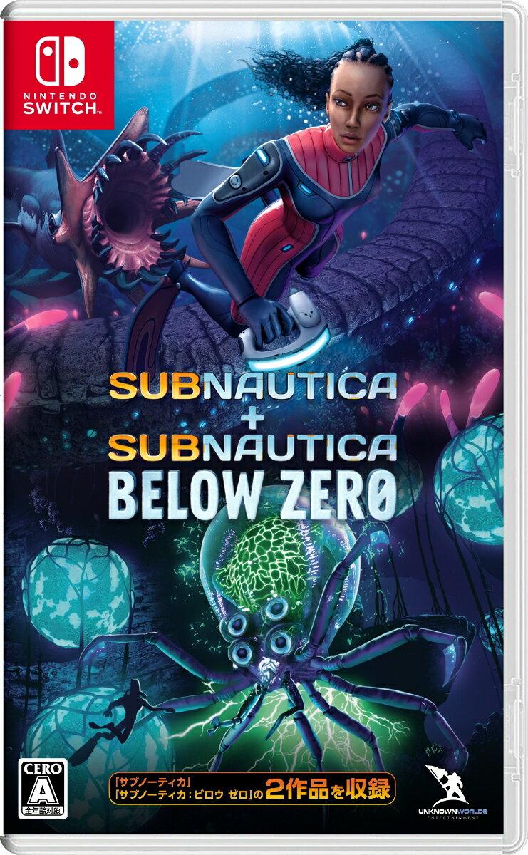 Subnautica + Subnautica Below Zero Switch版