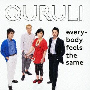 【送料無料】everybody feels the same(初回限定CD+DVD) [ くるり ]