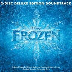 【輸入盤】アナと雪の女王オリジナル・サウンドトラック[輸入盤][デラックスエディション]2CD