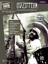 Ultimate Drum Play-Along Led Zeppelin, Vol 1: Play Along with 8 Great-Sounding Tracks (Authentic ...