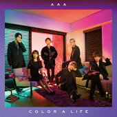 COLOR A LIFE (CD+DVD+スマプラ)