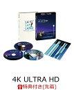 【先着特典】ラ・ラ・ランド 4K ULTRA HD+本編Blu-ray+特典Blu-ray<3枚組>(ラ・ラ・ランド オリジナルチケットホルダー付き)【4K ULTRA HD】