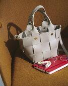 natural couture weaving bag book