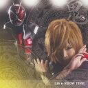 "【送料無料】Life is SHOW TIME 初回盤 ""鬼""(CD+DVD) [ 鬼龍院翔 ]"