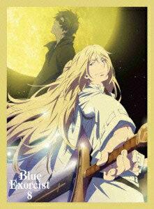 青の祓魔師 vol.8【初回生産限定】【Blu-ray】画像