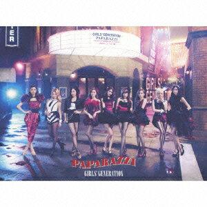 【送料無料】PAPARAZZI(初回限定CD+DVD) [ 少女時代 ]
