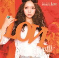Thank you, Love(初回限定CD+DVD)