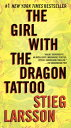 GIRL WITH THE DRAGON TATTOO,THE:MOVIE(A) [ STIEG *SEE 9780307949899 LARSSON ]