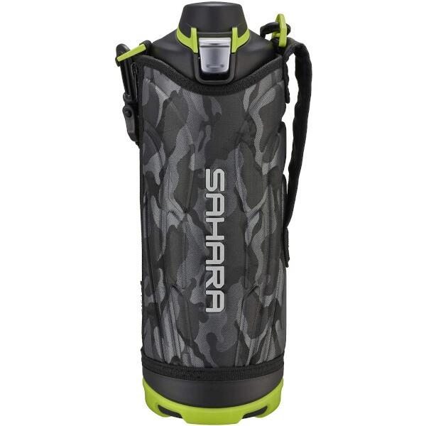タイガー魔法瓶 ステンレスボトル サハラクール (保冷専用) 1.2L ブラック MME-F120KK