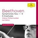 【輸入盤】交響曲全集 ベーム&ウィーン・フィル(6CD) [ ベートーヴェン(1770-1827) ]