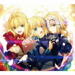 CD, アニメ Fate song material (V.A.)