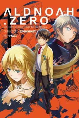 Aldnoah.Zero Season One, Volume 1画像