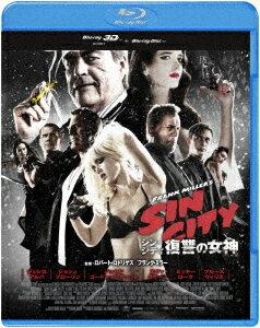 シン・シティ 復讐の女神【Blu-ray】 [ ジェシカ・アルバ ]
