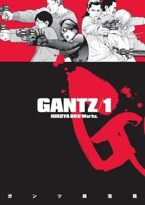 GANTZ #01(P)画像