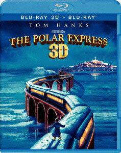【楽天ブックスならいつでも送料無料】ポーラー・エクスプレス 3D&2D【Blu-ray】 [ トム・ハン...