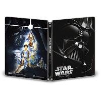 スター・ウォーズ エピソード4/新たなる希望(数量限定生産)【Blu-ray】