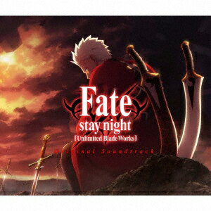 Fate/stay night [Unlimited Blade Works] Original Soundtrack画像
