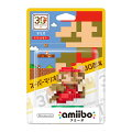 amiibo マリオ【クラシックカラー】(SUPER MARIO BROS. 30thシリーズ)の画像