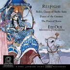 【輸入盤】『シバの女王ベルキス』組曲、地の精の舞曲、ローマの松 大植英次&ミネソタ管 [ レスピーギ(1879-1936) ]