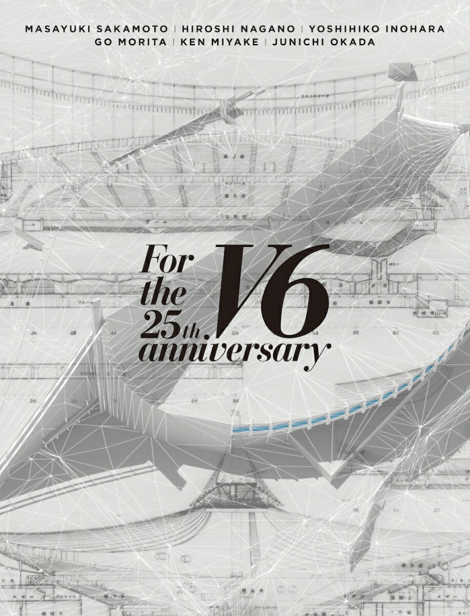 For the 25th anniversary(初回盤A DVD3 枚組)
