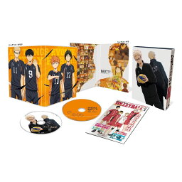 ハイキュー!!セカンドシーズン Vol.3 Blu-ray 初回生産限定版