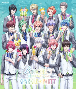 B-PROJECT〜絶頂*エモーション〜 SPARKLE*PARTY(完全生産限定版)【Blu-ray】
