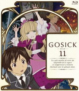 GOSICK-ゴシックー 第11巻【Blu-ray】画像