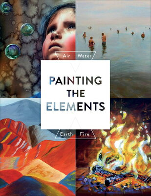 Painting the Elements: Air Water Earth Fire画像