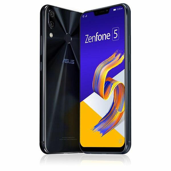 ASUS Zenfone 5 Seriesシャイニーブラック ZE620KL-BK64S6