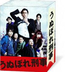 【送料無料】うぬぼれ刑事 DVD-BOX [ 長瀬智也 ]