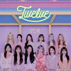 日本1stアルバム「Twelve」(通常盤B CD+DVD) [ IZ*ONE ]