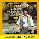 【輸入盤】『セヴィリャの理髪師』全曲クラウディオ・アバド&ロンドン響、ヘルマン・プライ、テレサ・ベルガンサ、他(1971ステレオ)(2CD+ [ ロッシーニ(1792-1868) ]