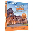 Pimsleur Italian Quick & Simple Course - Level 1 Lessons 1-8 CD: Learn to Speak and Understand Itali [ Pimsleur ]