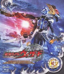 仮面ライダーウィザード Volume3【Blu-ray】画像