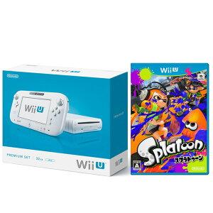 【楽天ブックスならいつでも送料無料】Wii U スプラトゥーンをかわなイカ?セット