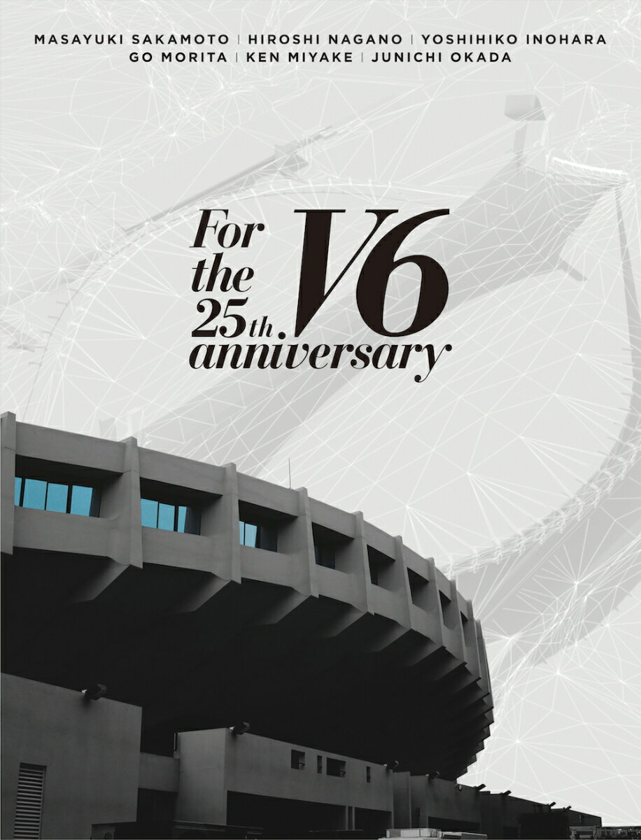 For the 25th anniversary(初回盤B DVD3 枚組 +CD)