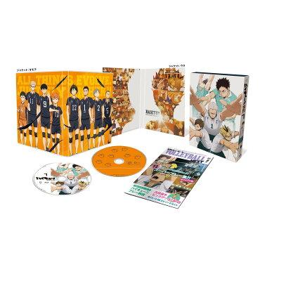 ハイキュー!!セカンドシーズン Vol.7 Blu-ray 初回生産限定版 【Blu-ray】 [ 村瀬歩 ]