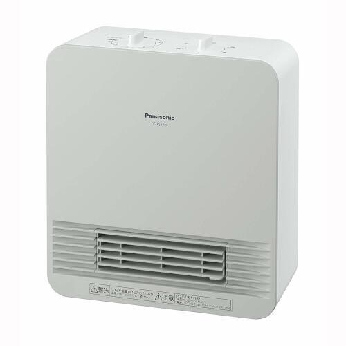 Panasonic セラミックファンヒーター (ホワイト) DS-FS1200-W