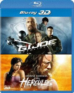 G.I.ジョー バック2リベンジ&ヘラクレス 3D ベストバリューBlu-rayセット【3D Blu-ray】画像